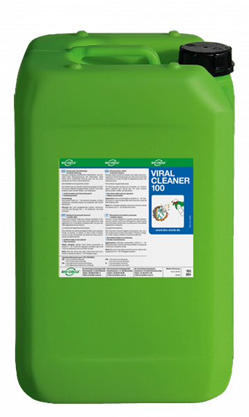 Viral Cleaner 100 20 l jerrycan