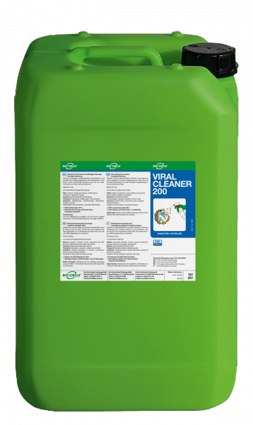 Viral Cleaner 200 20 l jerrycan
