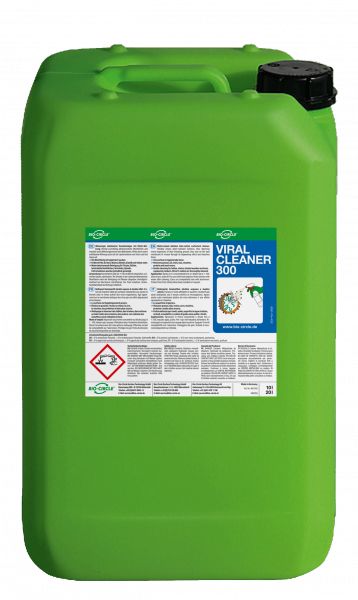 Viral Cleaner 300 20 l jerrycan